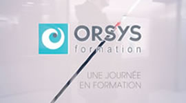 video Orsys - Formation p