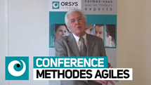 video Orsys - Formation Methodes Agiles 2